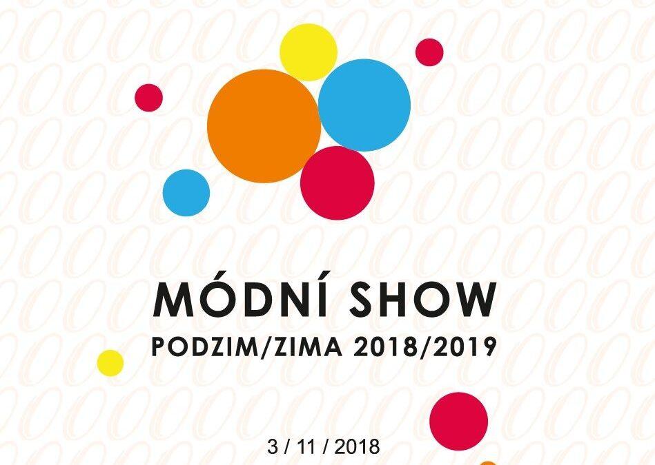 Módní show podzim 2018