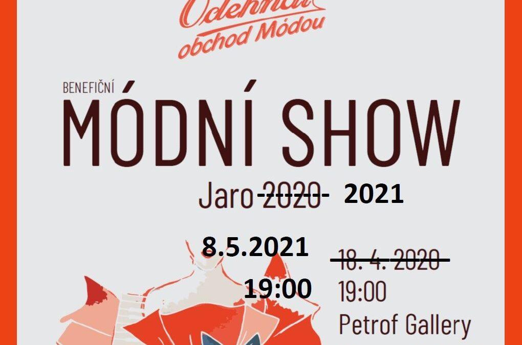 Módní show jaro-léto 2021 na obzoru