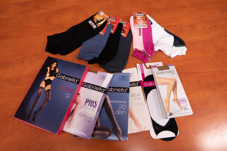 Ponožky a punčochy